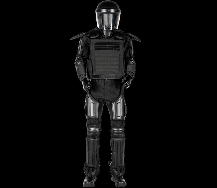 enforcer mp anti riot suit