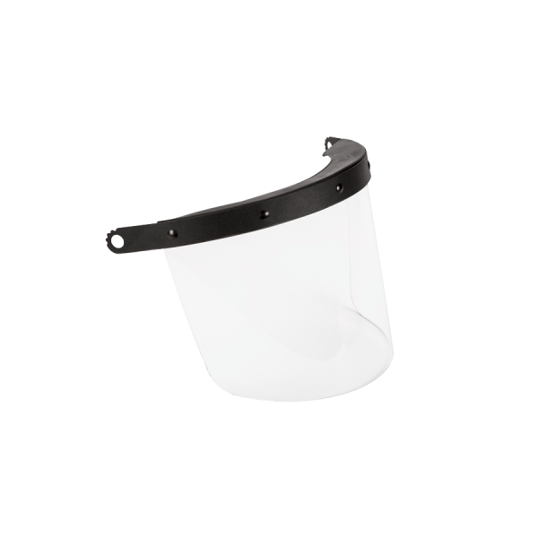 Replacement Face Shield - matte