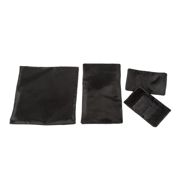 Cooling Gel Pack - Set Front and back view