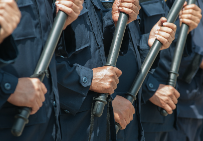 The History Of Police Batons
